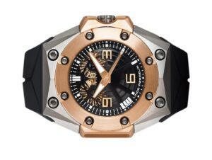 Linde Werdelin Oktopus titanium Watch