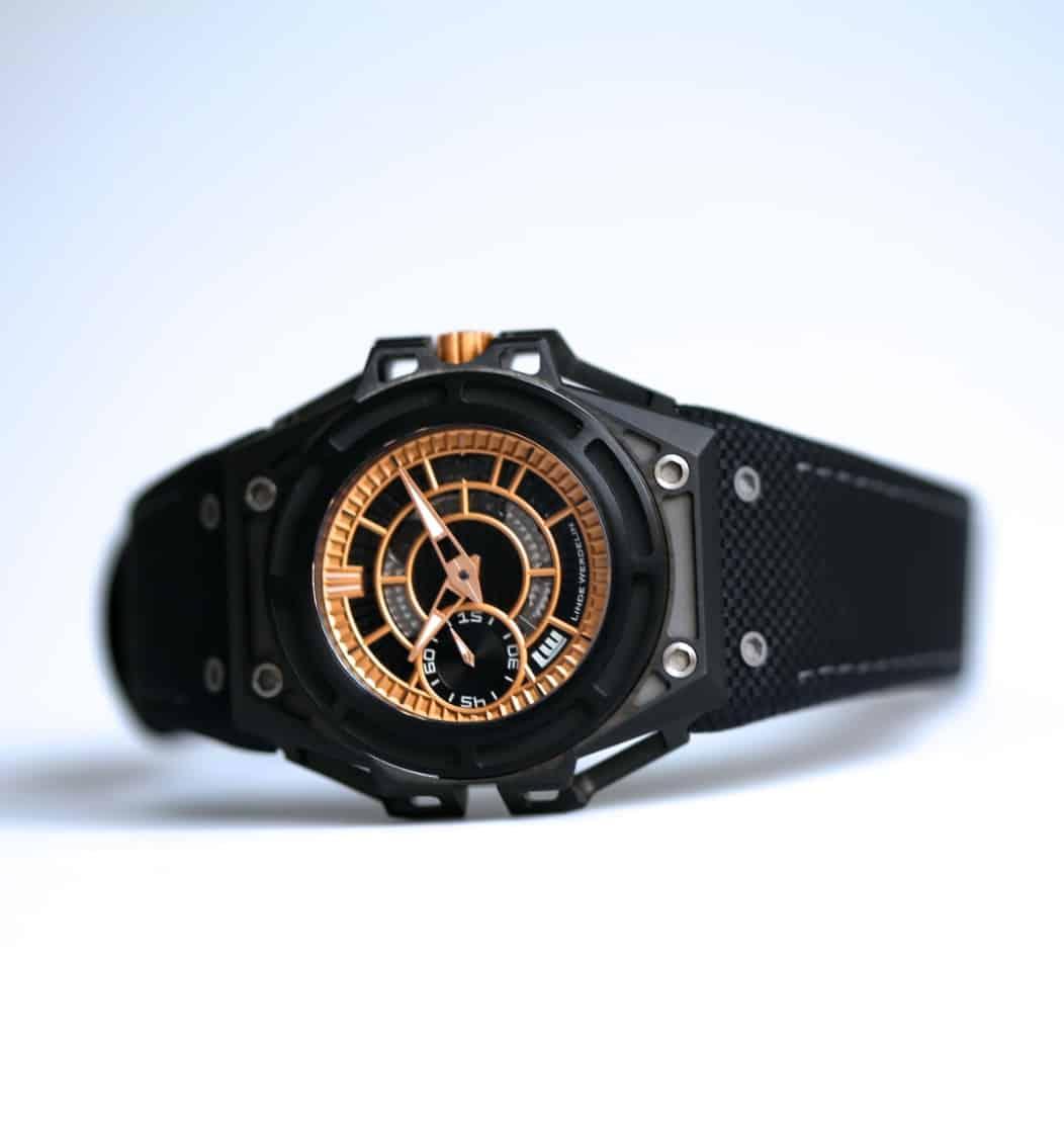 SpidoLite Black Gold-935