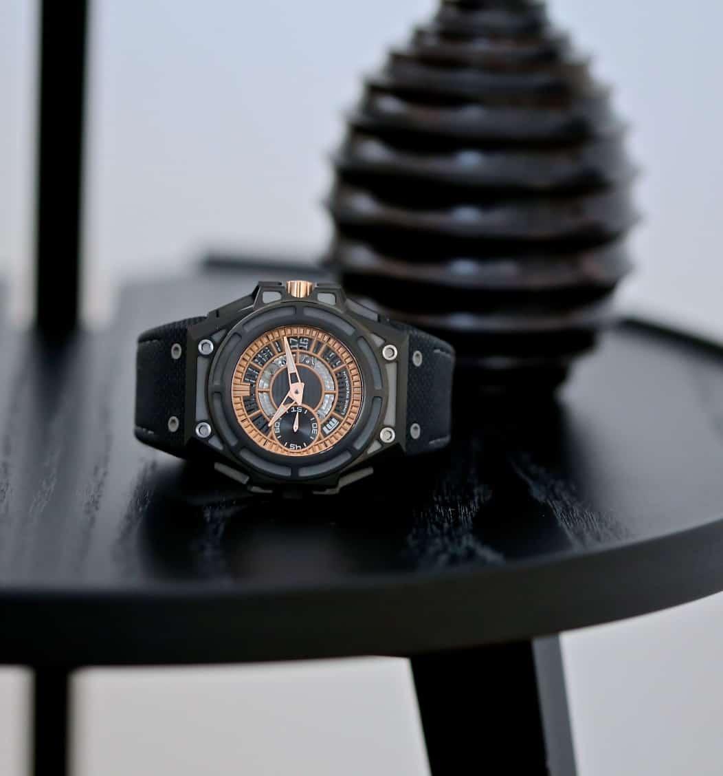 SpidoLite Black Gold-939