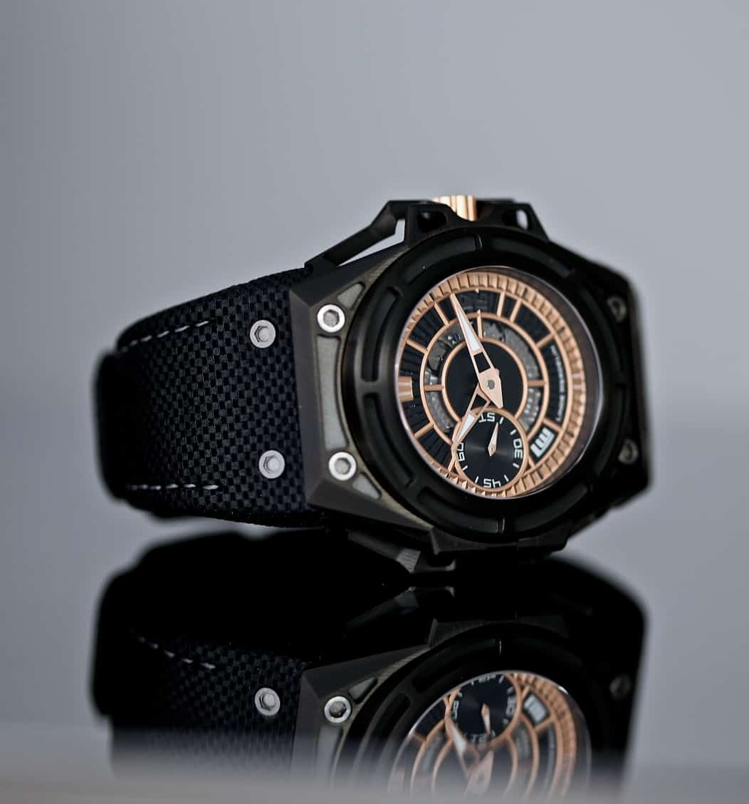 SpidoLite Black Gold-941