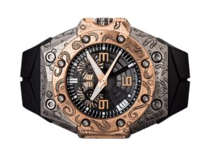 Linde Werdelin Oktopus reef Watch