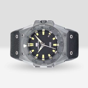 Linde Werdelin Biformeter Hard Black Watch