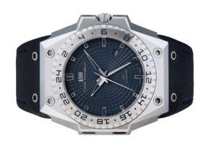 Linde Werdelin Biformeter 3 Timer Basalt Watch