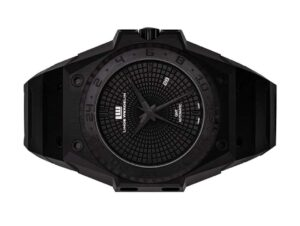 Linde Werdelin Biformeter 3 Timer Black Watch