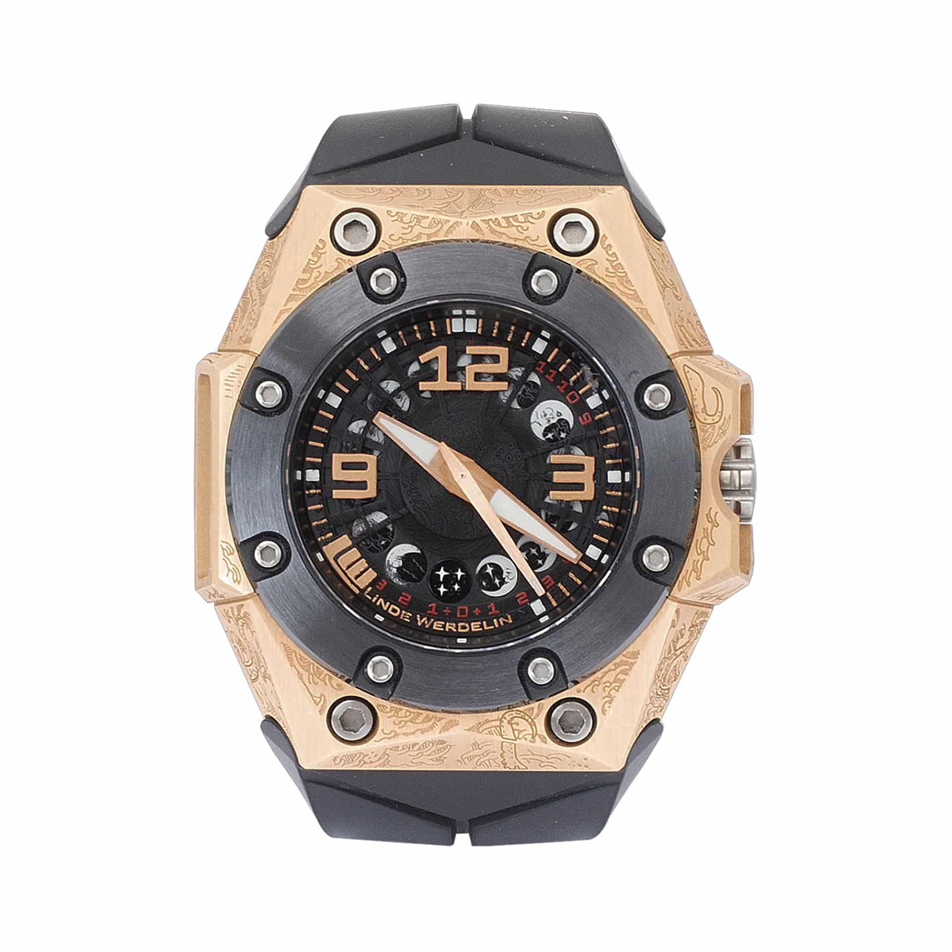 Lindewerdelin Oktopus Watch