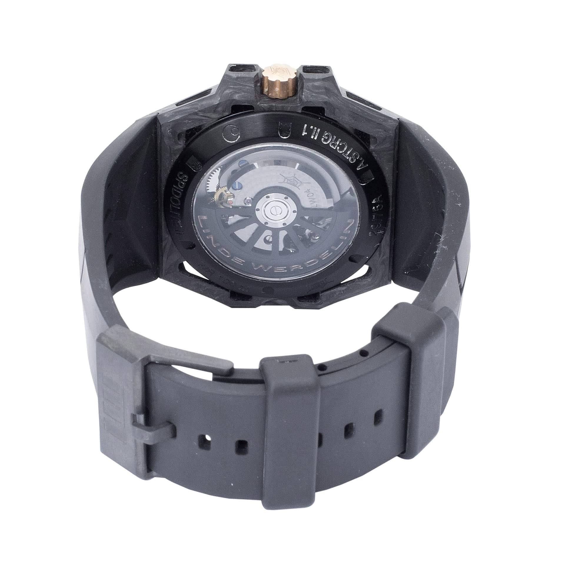 Lindewerdelin SpidoLite Watch