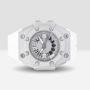 Linde Werdelin pre-owned Oktopus moonlite watch