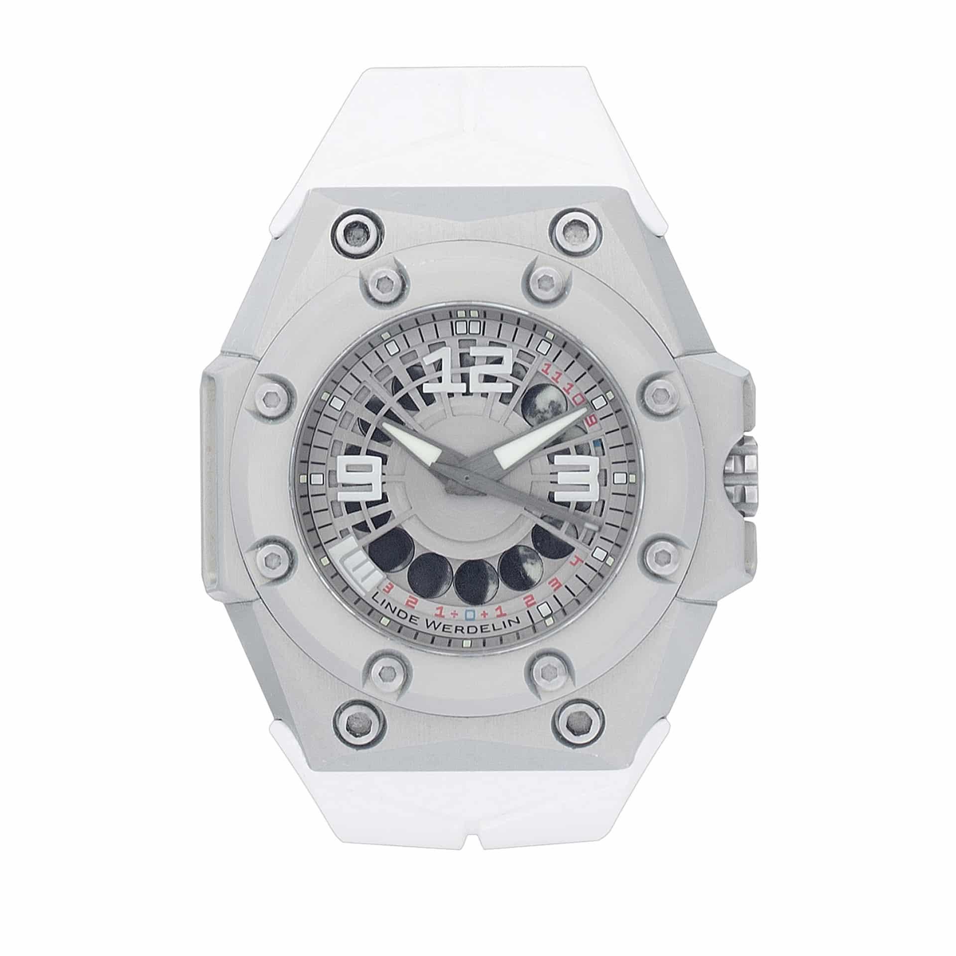 Linde Werdelin Oktopus watch